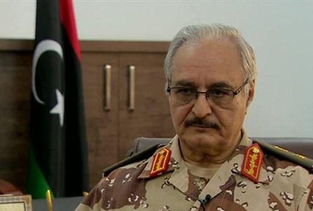 Inf. 701 - Haftar Libia