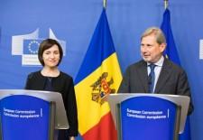 UE reia sprijinul financiar acordat Republicii Moldova și alocă 14,5 milioane de euro Chişinăului