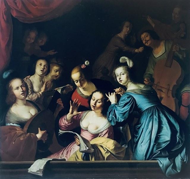 Eveniment 116 - MNAR - Concertul picturilor