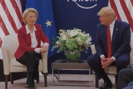 """O nouă victorie a lui Trump/ Von der Leyen anunță încheierea unui acord comercial cu SUA """"în câteva săptămâni"""""""
