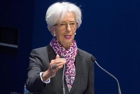 BCE, pregătită să intervină în contextul creșterii numărului de cazuri de COVID-19