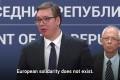 """UE solidară cu Balcanii de Vest/ 38 milioane de euro sprijin de urgență, dintre care 15 Serbiei lui Vučić, """"fratele"""" lui Xi Jinping"""