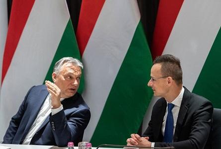 Inf. 824 - Orban Szijjarto