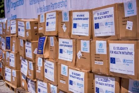 Coronavirus/ România și alte cinci state membre primesc sprijin UE pentru transportul de produse de primă necesitate
