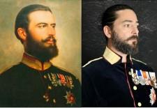 """""""Actori de pus în ramă"""", la final/ Actorii de la Nottara au reinterpretat lucrări de Grigorescu sau Rubens, de la MNAR"""