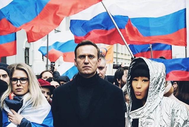 Inf. 869 - Navalnîi Rusia opoziție