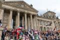 Proteste violente anti-coronavirus la Berlin/ Protestatarii au încercat să ia cu asalt Parlamentul federal