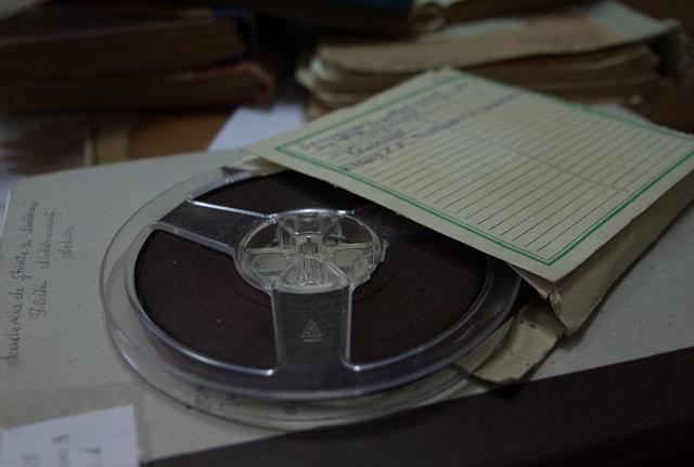 Inf. 910 - Banda de magnetofon Moldova