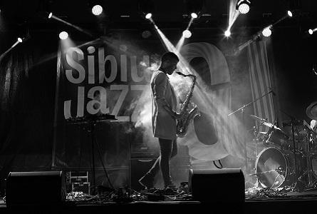 Eveniment 157 - Sibiu Jazz Festival 2021 saxofon